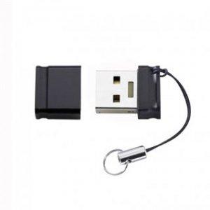 32 GB Slim Line schwarz/silber USB 3.0