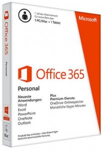 MS Office 2016 Home and Business, PKC