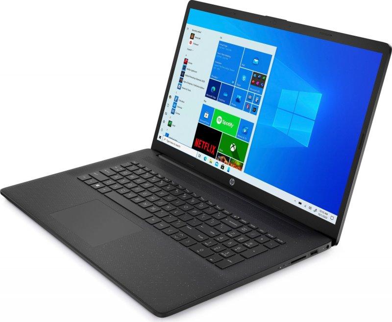 "17,3"" Notebook HP 17 Jet Black"